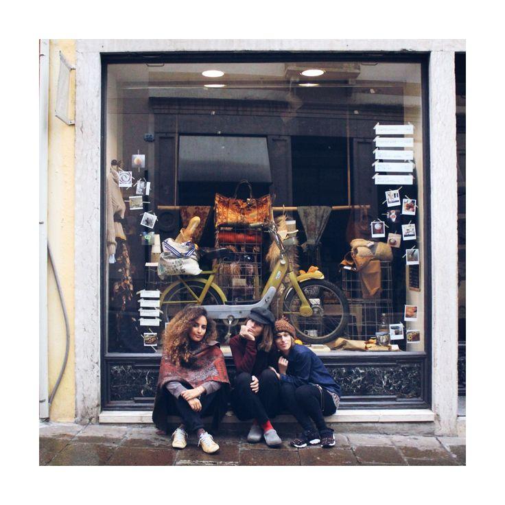 The beautiful three ZOE's girls