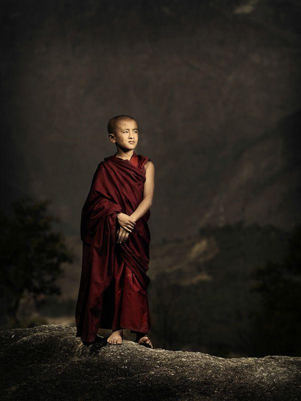 Tibetan Monk Buddhist MonkBuddhist ArtChakra MeditationBuddha