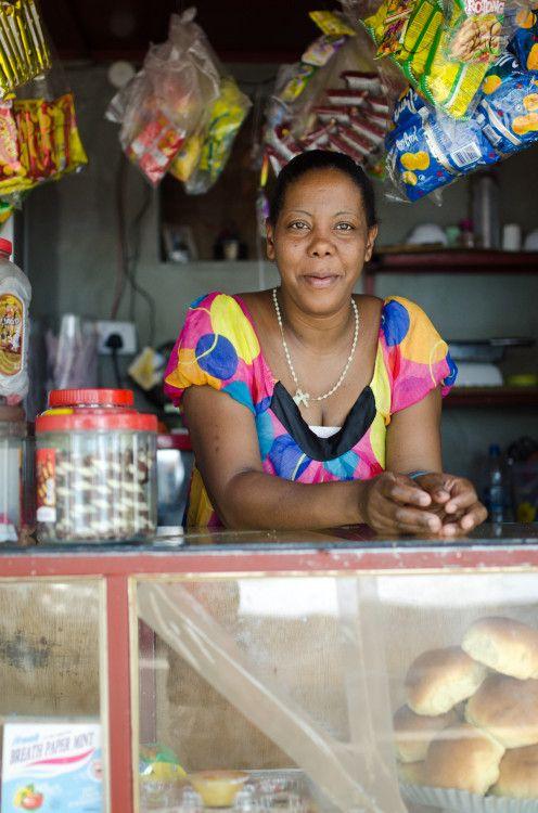 Vendor, bel Ombre