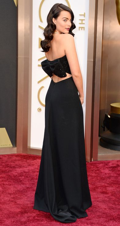 Cool Red Carpet Fashion Oscars 2016: The Top Better-From-the-Back Gowns of All Time | People - Margot Ro... Check more at http://24myshop.tk/my-desires/red-carpet-fashion-oscars-2016-the-top-better-from-the-back-gowns-of-all-time-people-margot-ro/