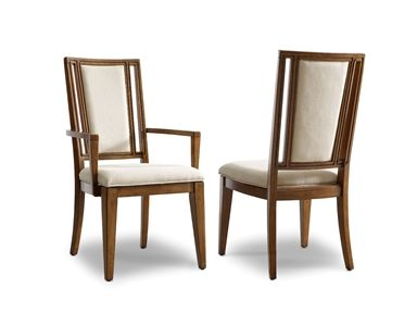 Shop For Hooker Furniture Upholstered Back Side Chair, And Other Dining  Room Chairs At Patrick Furniture In Cape Girardeau, MO Fabric Seat And Back.