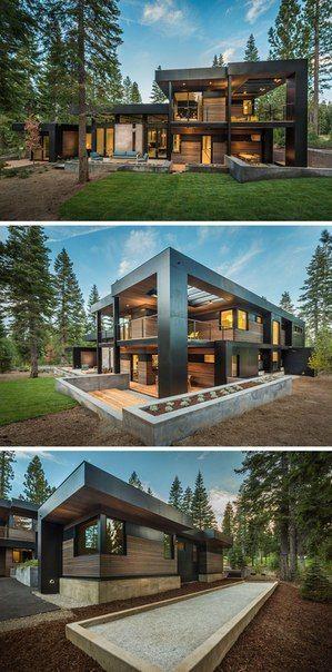 Cette maison appartient à mes rêves