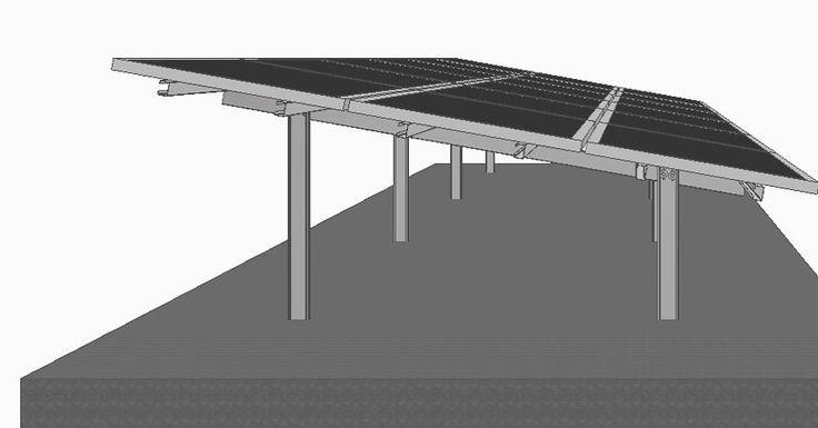 Solar Innova Mounting Racks Bipole 3H #solarinnova #energia #energiasolar #energiarenovable #fotovoltaica #electricidad #green #solar #energy #renewable #renewableenergy #gogreen #gosolar #photovoltaic #photovoltaics #pvpanel #pvpanels #pvmounting #monocrystalline #polycrystalline #solarpanels #solarmodule #solarmodules #solarenergy #solarpower #solarpv #sustainability #electricity #electrical #photovoltaïque