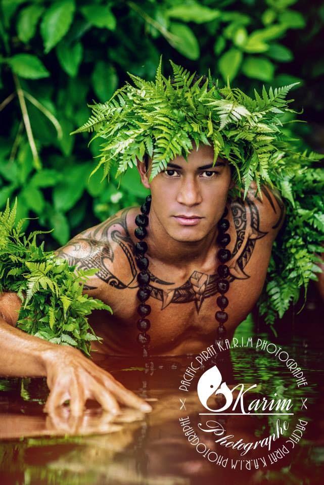 Tane (homme) des îles de Tahiti
