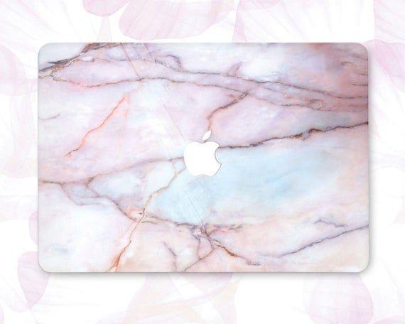 Pink Marble Mac Air 13 Shell Cute Pro Retina 13 2018 Case Macbook Air 11 Cover Pro 15 Hard Case Best Friend Gift Stone Macbook 12 CBB2011