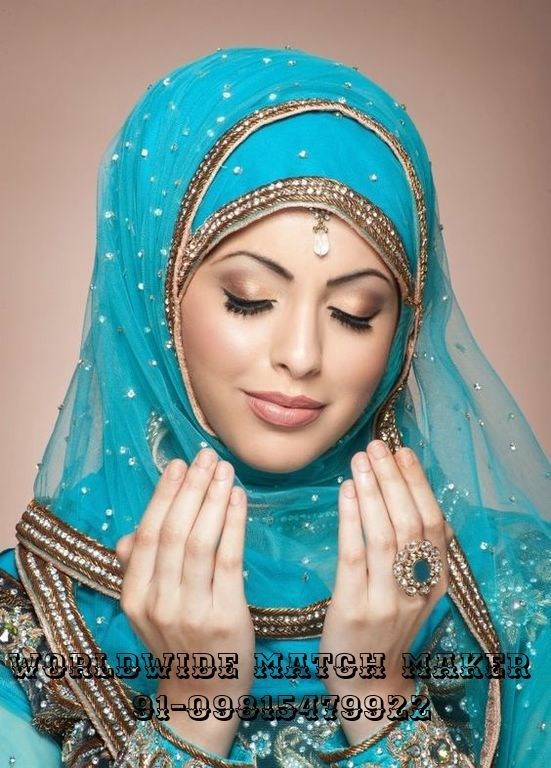 VERY HIGH STATUS MUSLIM MUSLIM MATRIMONIAL SERVICES 09815479922 INDIA ABROAD Review by WORLDWIDE MATCH MAKER-Delhi-Wedding Planners