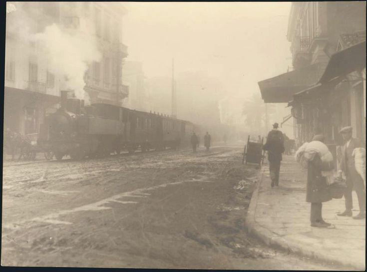 Το Θηρίο στην οδό 3ης Σεπτεμβρίου.1925