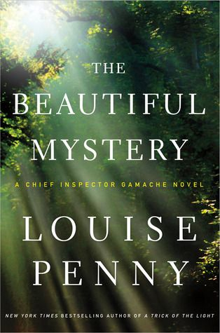 """The Beautiful Mystery"" by Louise Penny. Inspector Gamache Book 8. Set in a cloistered monastery in the remote Quebec wilderness. Plot centers around the development of Gregorian chant and written music. Cool concept. However, all of Penny's other books have drawn interest from Anglo-French relations in Quebec. This one lacked that and some of the interest and humor it provides."