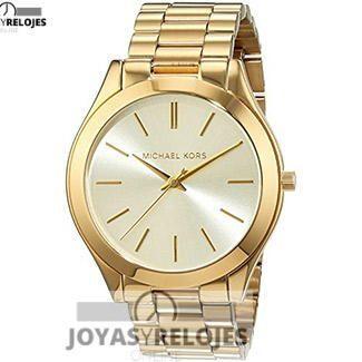 Colosal ⬆️✅ Michael Kors MK3179 ⬆️✅ , Modelo perteneciente a la Colección de RELOJES VICEROY ➡️ PRECIO  € En exclusiva en  https://www.joyasyrelojesonline.es/producto/michael-kors-mk3179-reloj-de-cuarzo-con-correa-de-acero-inoxidable-para-mujer-color-dorado/  ¡¡Ofertas Limitadas!! #Relojes #RelojesMichaelkors #Michaelkors #relojesmichaelkorsdama #relojes #michaelkorsdama #reloj #argentina