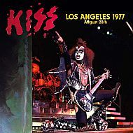 Kiss - Los Angeles August 28th 1977 CD