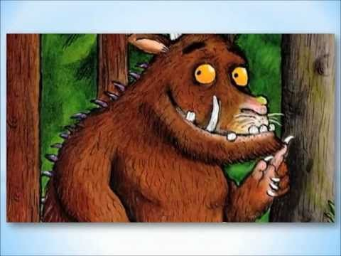 Visualization- Students draw the Gruffalo while listening to the audio