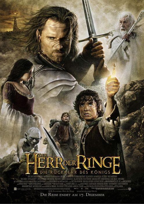 Poster zum Film: Herr der Ringe: Die Rückkehr des Königs, Der