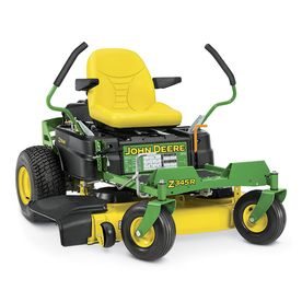 John Deere Z345r 22-Hp V-Twin Dual Hydrostatic 42-In Zero-Turn Lawn Mo