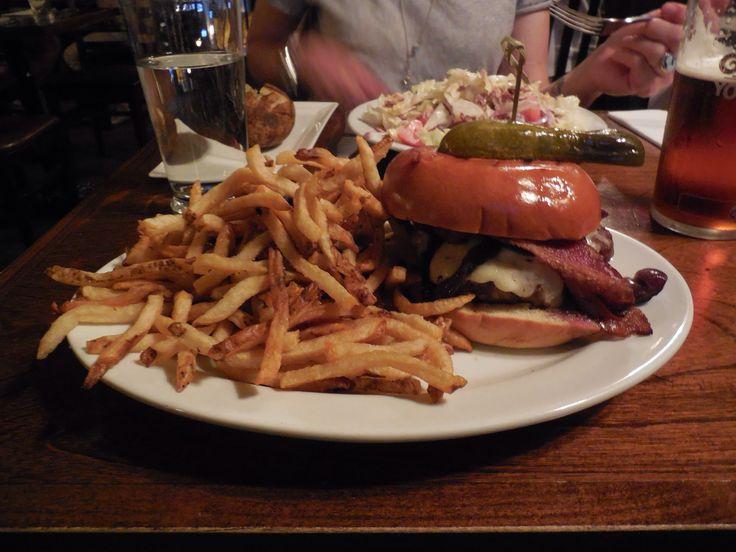 C&B Burger - Cock & Bull Pub - Midtown, Manhattan, NY