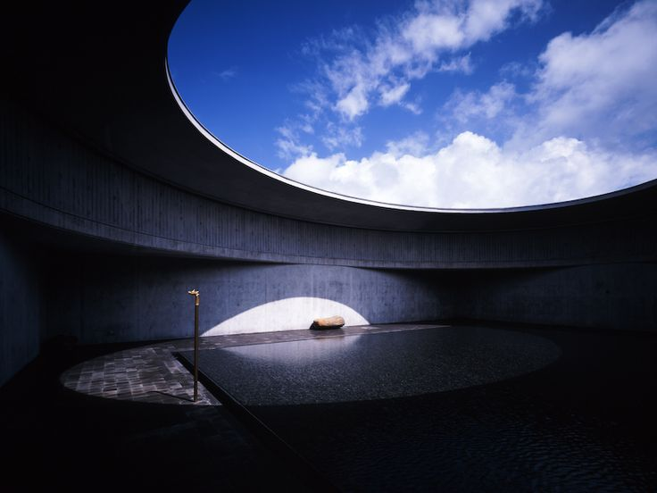 SUBTILITAS Itami Jun - The most stunning of three pavilions at the Pinx Biopia Museum; the  Water Museum, Jeju Island 2006