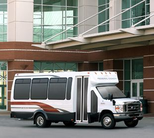 Shuttle bus  www.nationalbus.com