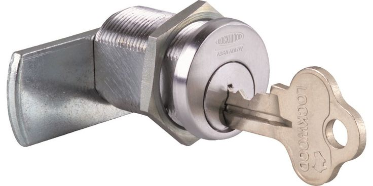 Cam locks are essential to lock mailbox or cabinet. You may discuss with your local 24 hour locksmith service provider to get the best option.