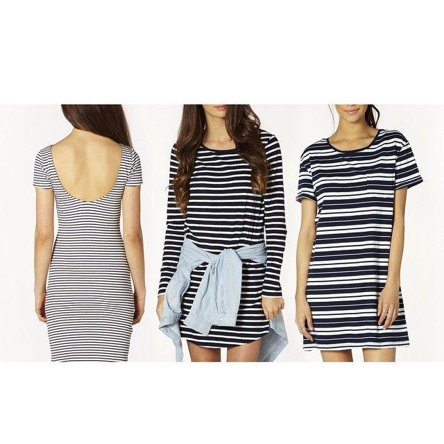The Best Tee-shirt Dresses!
