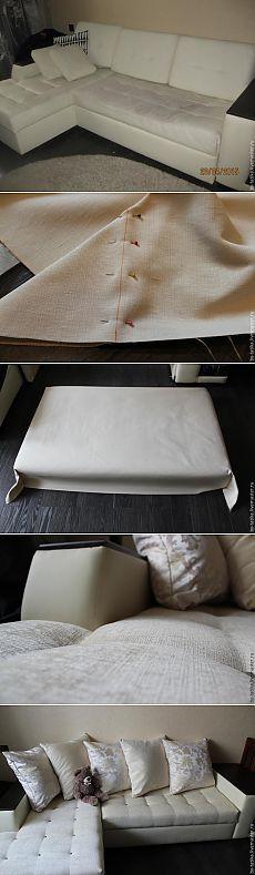 Как поменять обивку дивана своими руками (Diy) / Мебель / Своими руками - выкройки, переделка одежды, декор интерьера своими руками - от ВТОРАЯ УЛИЦА