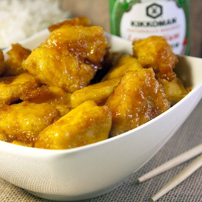 Skinny Sweet and Sour Chicken | Skinny Mom | Where Moms Get the Skinny on Healthy Living