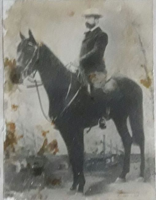 Caudillo Diego Lamas - Uruguay