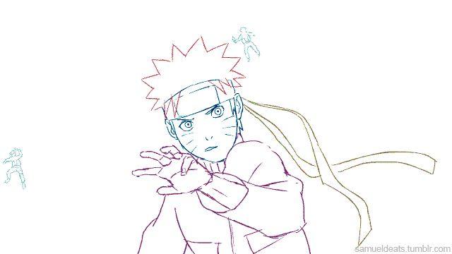 THAT WAS COOL>!>! I like the last part where Sasuke catches that Shuriken