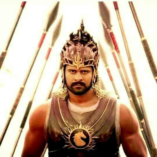 #Baahubali #King #Prabhas. #love💟 #Tollywood