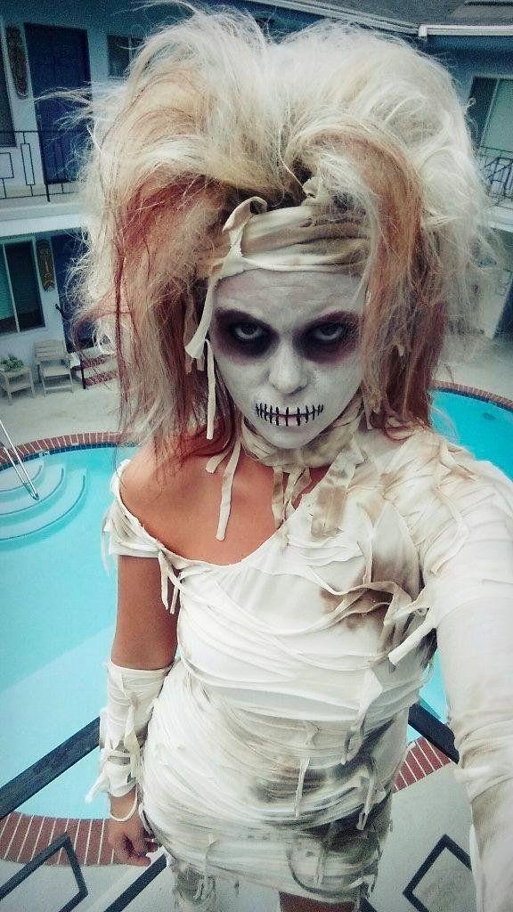 AmazonSmile: California Costumes Women's Mystical Mummy Sexy Horror Costume: Clothing