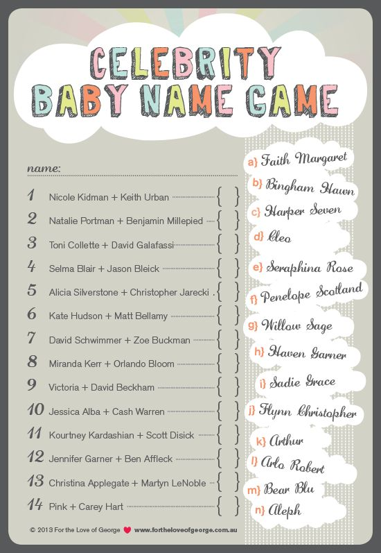 Health district announces top baby names in Clark County ...