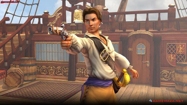 Sid Meier Pirates Gameplay Screenshot 1