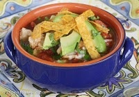 OBB Chicken Tortilla Soup: Soups, Tortilla Soup Recipes, Chicken Tortilla Soup, Food, Chickentortillasoup, Bites, Favorite Recipes