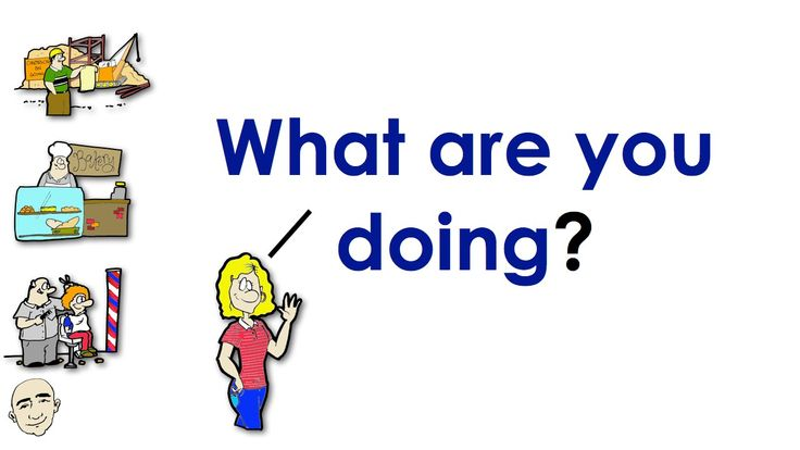 What Are You Doing? | What Do You Do? | Jobs | English Speaking Practice...
