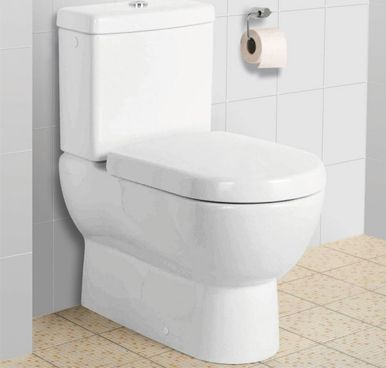Villeroy & Boch Subway Toilet Suite