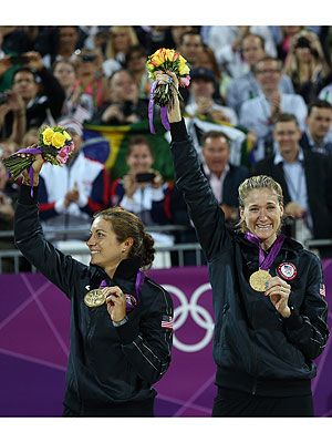 Misty May-Treanor & Kerri Walsh Jennings Make It Three for Three| Summer Olympics 2012