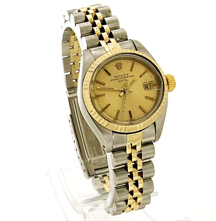 Rolex Date uit 1982 Refnr: 6917 Ref.nr: 1512. Automatic hour #watch #rolex #rolexwatches | rolex watches for men | rolex horloge voor heren | rolex horloge voor mannen | vintage watches | vintage horloges | horloges heren | SpiegelgrachtJuweliers.com