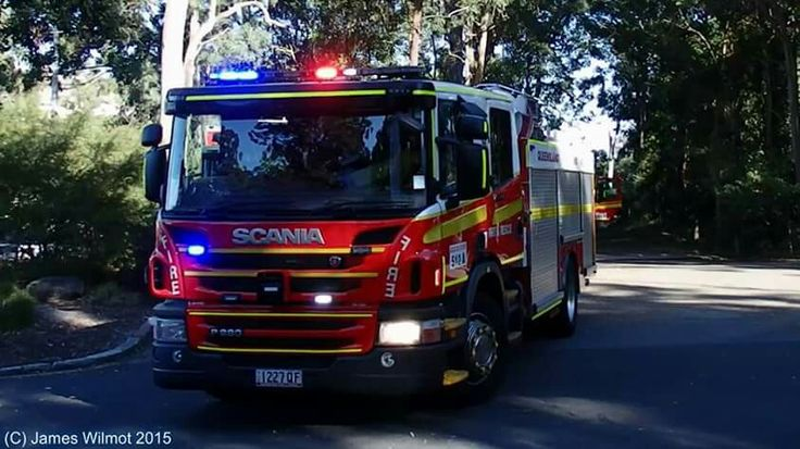 Queensland FES - Acacia Ridge 510A