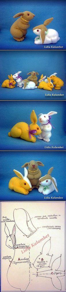 Noticias - Master Class.  Conejos de Pascua.  Gratis.