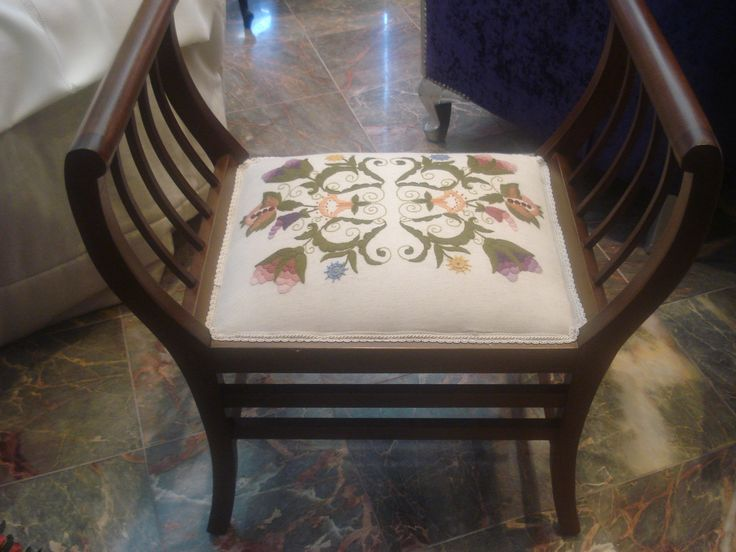 crewel nakısı - embroidery