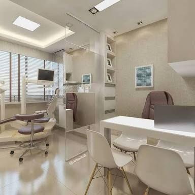 Resultado de imagem para projeto consultorio odontologico pequeno