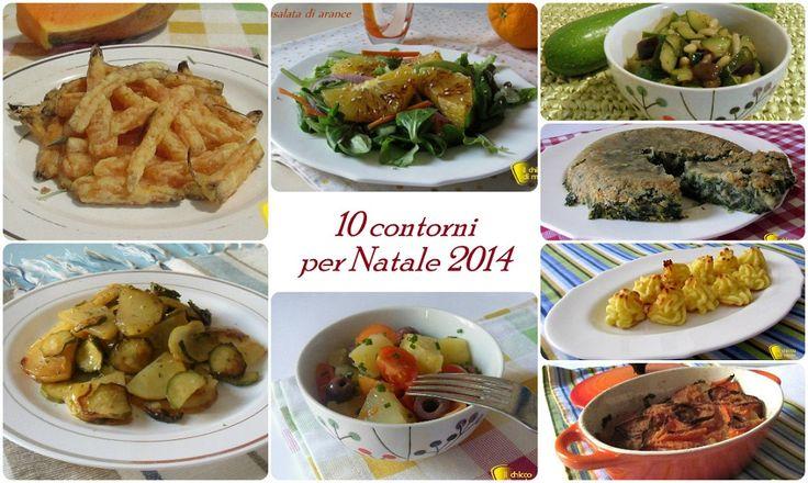 10 contorni per Natale 2014: ricette facili