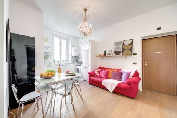 Rome, Italy Vacation Rental, 1 bed, 1 bath, kitchen with internet in Colosseo. Thousands of photos and unbiased customer reviews, Enjoy a great Rome apartment rental perfect for your next holiday. Book online!