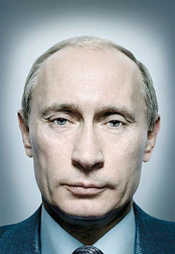 Platon (Antoniou) - Vladimir Poutine