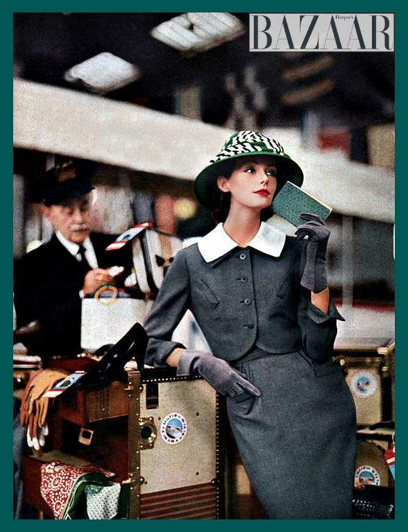 #lillian_bassman #fashion #fashion_photographer #photography #black_and_white #b&w #vogue #woman_photographer #world_of_fashion #artist #train #class #chic #noipic