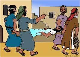 Image result for jesus sana a un paralitico escuela dominical