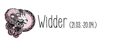 Partnerhoroskop Widder: Wer passt zum Widder?