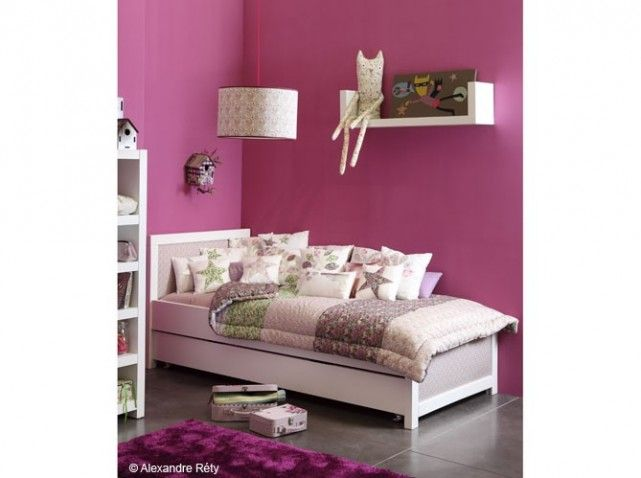 837 best images about d co chambre enfant on pinterest - Deco chambre bebe fille gris rose ...
