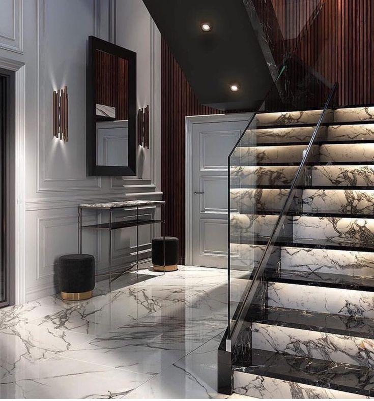 Homemate Interior Design Haus Innenarchitektur Schone Treppe Treppen Design