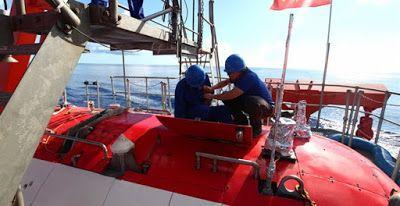 Επιτυχής κατάδυση κινεζικού επανδρωμένου υποβρυχίου στο βαθύτερο σημείο των Ωκεανών