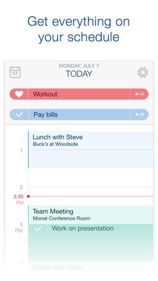 Timeful – Smart Calendar and To-Do List for Google Calendar, Microsoft Exchange, and Apple iCal