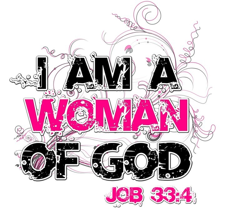 i am a woman of god quotes - photo #19